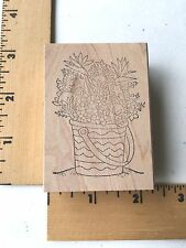 Pink Ink Rubber Stamp Co.- Sand Pail Bouquet - NEW