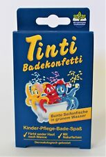 Tinti, Badekonfetti, Badespaß für Kinder