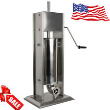 New listing Hot Sale 5L Stainless Steel Manual Spanish Donuts Churro Maker Machine