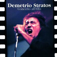 Demetrio Stratos - Concerto All'Elfo - Live CD CRAMPS RECORDS
