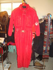 MEDIUM LARGE BOGNER WOMENS SKI SUIT JACKET COAT PANTS SNOW WINTER ONE PIECE WARM