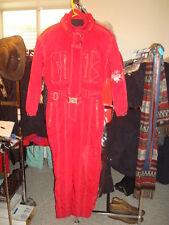 MEDIUM LARGE BOGNER WOMENS SKI SUIT JACKET COAT PANTS SNOW WINTER ONE PIECE WARM