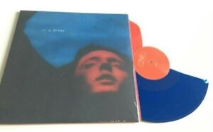 Troye Sivan – In A Dream Blue White & Red Coloured Vinyl LP + Poster + Card