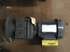 Sew eurodrive reduction gearbox drive .37kw