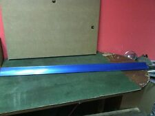 1985 - 1990 Chevrolet Camaro LH DRIVER SIDE lower door molding BLUE Used OEM