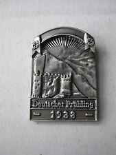 PIN TEDESCO PRIMAVERA 1938 WH WEHRMACHT WWII 2° GUERRA MONDIALE WK1 reichswehr