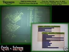 Triumph Trophy_Ersatzteilkatalog_Microfich_Microfilm_03