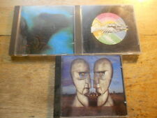 PINK Floyd [3 CD ALBUM] immischiarsi (Black Face) + Wish you were here + Division Bell