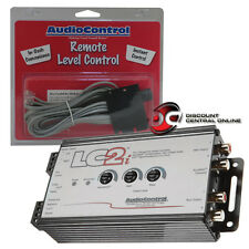 Audiocontrol Lc2i 2-Channel Line- Output Converter + Acr-1 Remote Control