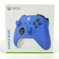 Xbox Series X Series S One/PC Wireless Controller Shock Blue Brand New Sealed