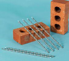 230mm Remedial Cavity Wall Tie Helical Pack 50