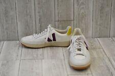 Vasque V-12 Mesh & Leather Skate Shoes, Men's Size 7, White/Plum NEW