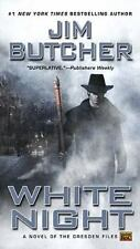 White Night (The Dresden Files, Book 9) by Jim Butcher, (Mass Market Paperback),