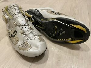 Scott HMX Carbon 10 Uk Road Cycling Shoes Carbon With Speedplay Adapters