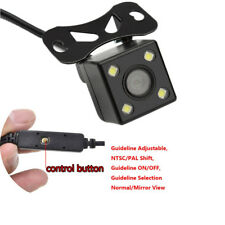Car LED Universal Auto Camera  One Button Control Rear/Front/Side View Switch