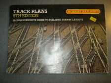 Hornby OO Gauge 5th Edition Track Plans Catalogue