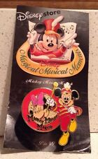 Mickey Mouse March Pin Minnie's Face Disney Magical Musical Moments 9C
