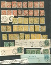 CANADA CANCEL COLLECTION - WINNIPEG