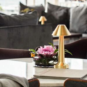 Wireless Table Lamps Bar Restaurant Cordless Desk Lamp Bedroom Led Stand Light