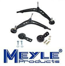 Set of 2 Meyle Heavy Duty Front Control Arm's & Bushing (Left & Right) BMW NEW