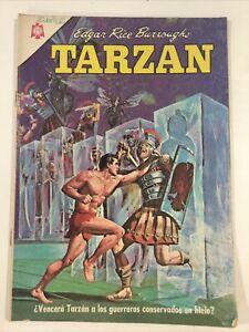 1966 SPANISH COMICS #170 TARZAN DE LOS MONOS EDITORIAL NOVARO MEXICO