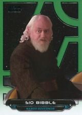 Sio Bibble #097 Einzelne Star Wars Trading Cards Force Attax Movie Card Trading Cards