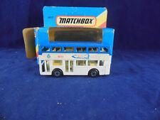 Code 3 Matchbox Superfast MB-17b London Bus Staffordshire Police Activity
