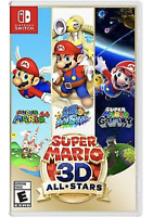 Super Mario 3D All-Stars - Nintendo Switch - BRAND NEW! FREE SHIPPING!