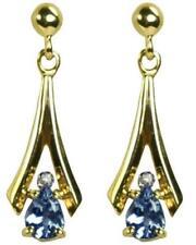 Pear Diamond Fine Earrings