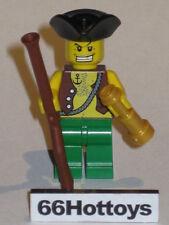 LEGO Pirates 6240 Pirate minifigure New