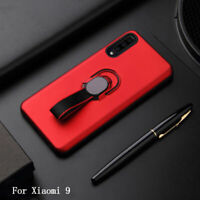 For Xiaomi Mi 9, Shockproof Dual Layer Adsorption Magnetic Hard Soft Case Cover