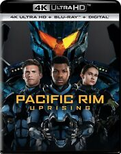 Pacific Rim 2: Uprising (4K Ultra HD)(Dolby Vision)(Atmos)(UHD)