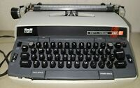 Vintage Smith-Corona Secretarial 250  Electric Typewriter tested 1967