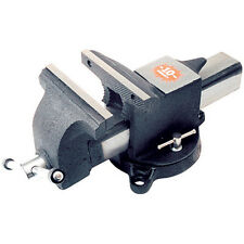 K Tool 64108 Bench Vise- Steel - 8 inch Jaws