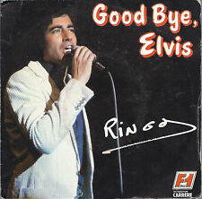 GOOD BYE, ELVIS vocal - instrumental # RINGO