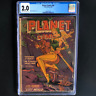 PLANET COMICS #66 (Fiction House 1952) 💥 CGC 2.0 C-OW PGs 💥 ONLY 39 in CENSUS!