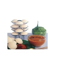 HAWKINS ALUMINIUM IDLI MAKER 12 PIECES STAND IDLI FOR 5 LTR COOKER CODE- G 10