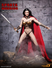 SPARTA WARRIOR Greek Female, 1:6 Phicen / TBLeague PL-2015-97 - 2015 NEW~SEALED!