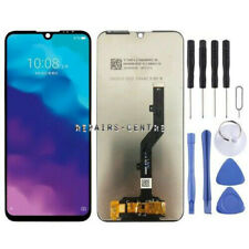 For ZTE Blade A7S 2020 Black LCD Display Touch Screen Digitizer Assembly Replace