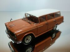 MMP EBBRO NISSAN CEDRIC 1960 - BROWN  1:43 - EXCELLENT CONDITION 12/14