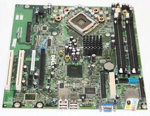 AS IS Swollen Caps OEM Intel Motherboard HJ054- Dell E520 E521 E510 5100 Desktop