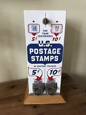alter USA STAMPS Automat Warenautomat 60er Jahre