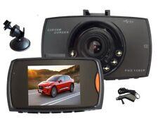 TELECAMERA PER AUTO HD DVR CAR VIDEO CAMERA VISIONE NOTTURNA LCD 2,4'' 6 LED