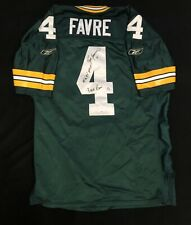 Brett Favre Signed Green Bay Packers Authentic RBK Jersey NWOT Size 48 JSA COA