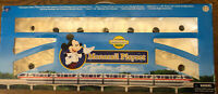 Disney Parks Walt Disney World Monorail Train Playset Box & Insert Only - Green