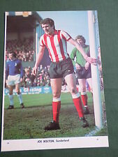 Joe Bolton - Sunderland Player-1 Page Picture - Clipping/Cutting