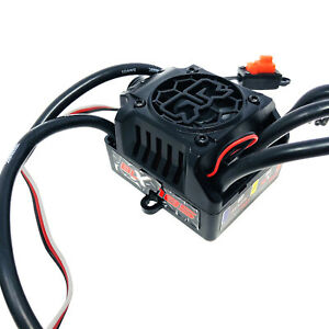 Arrma Typhon V4 2019 BLX185 ESC 6s Waterproof with IC5 Connectors AR390211IC New