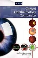 Clinical Ophthalmology Companion by Zaborowski, Dr. Anthony G., Cook, Colin
