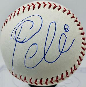 Brazil Pele Signed Baseball Autographed - PSA DNA COA