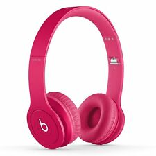 Beats by Dr. Dre Solo HD Headband Headphones - Pink